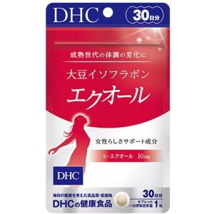 DHC 大豆イソフラボン エクオール