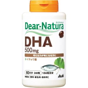 ディアナチュラ DHA with イチョウ葉