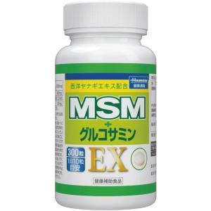 久光製薬 MSM+グルコサミンEX